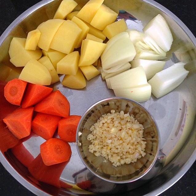 cách nấu cà ri ngon