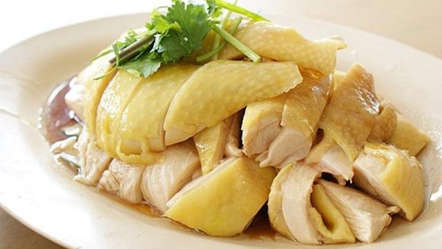 Thịt gà là loại thịt mẹ bầu nên ăn