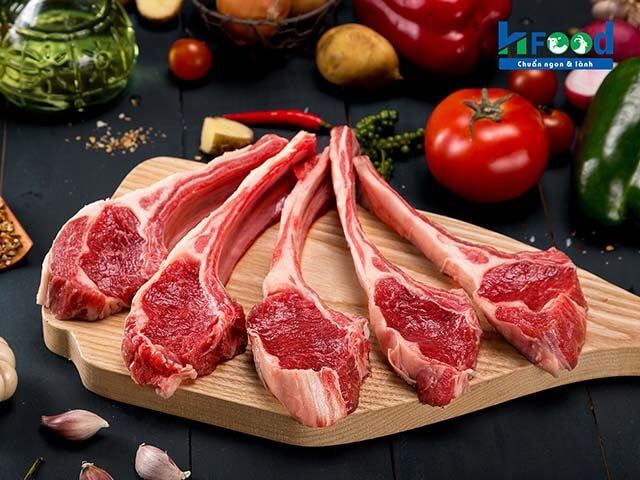 bỏ sỉ thịt cừu tươi tại tphcm