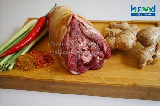 thịt dê tươi tại tphcm