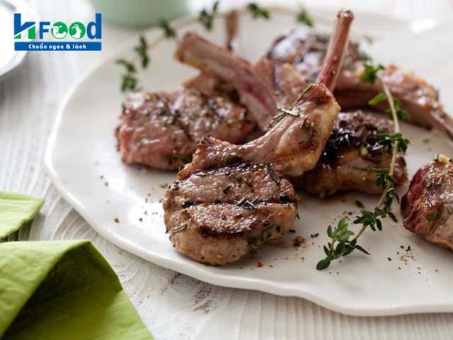 bán thịt cừu tphcm