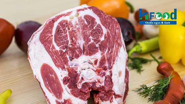 Giá dê thịt