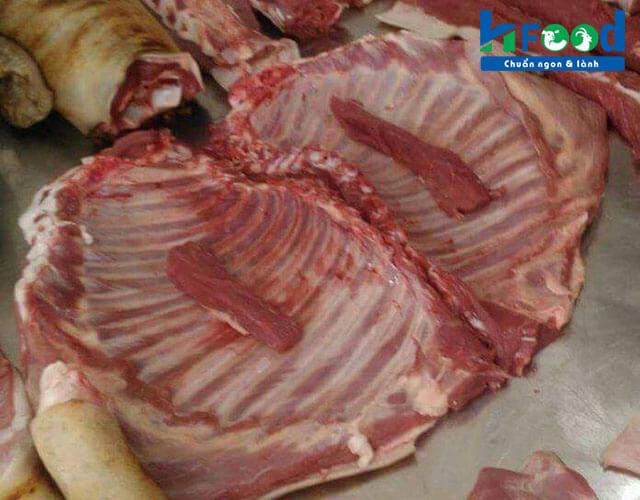 Thịt cừu bán ở đâu