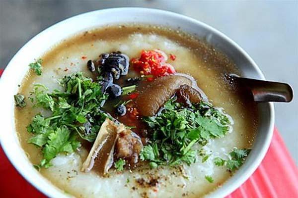 nấu cháo thịt dê thơm ngon bổ dưỡng