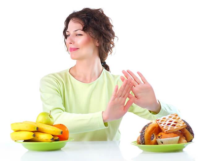 ăn kiêng giảm cân có hại cho thai nhi