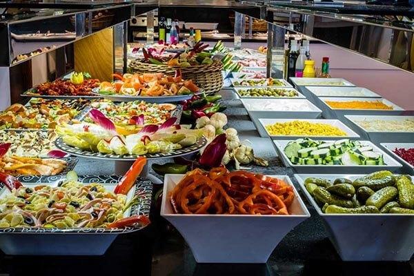 kinh doanh nhà hàng buffet